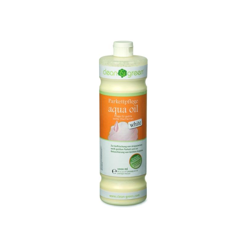 clean green aqua oil white reinigung pflege und mehr. Black Bedroom Furniture Sets. Home Design Ideas