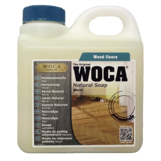 WOCA Holzbodenseife - Natural Soap 1 Liter