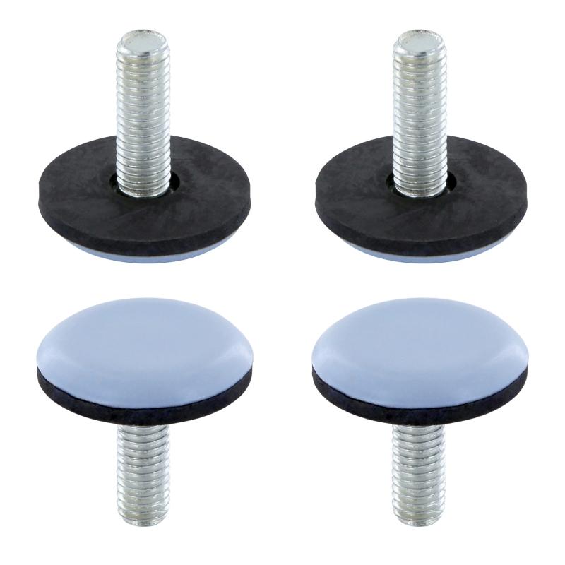 m belgleiter rund mit gewinde 30mm m8 23mm reinigung pflege und mehr. Black Bedroom Furniture Sets. Home Design Ideas