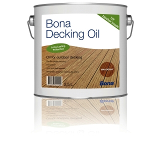 Bona Decking Oil Grey