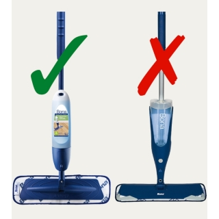 Bona Spray Mop Refiller